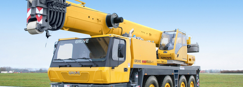 Telescopic Cranes and Trucks