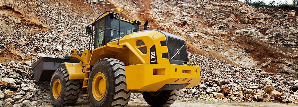Rental of construction machinery